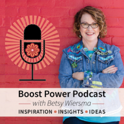 Boost Power Podcast | Independent Podcast Network