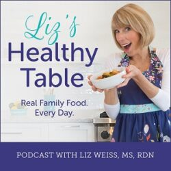 Liz's Healthy Table | Podcast | Independent Podcast Network