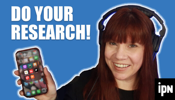 Do Market Research for Your Podcast   IPN   Independent Podcast Network