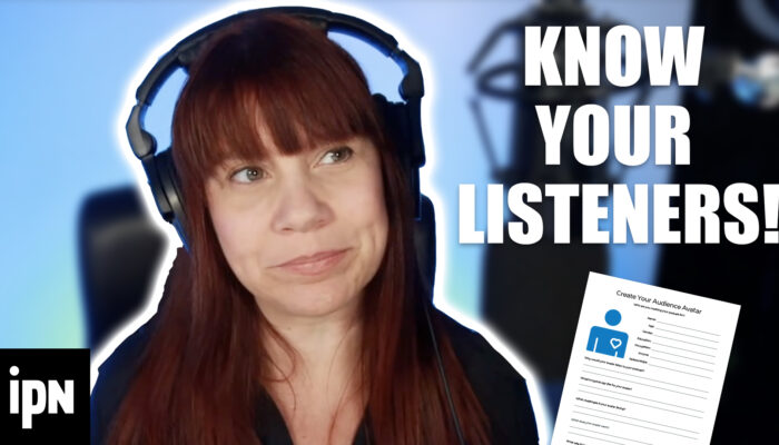Know Your Podcast Listeners   IPN   Independent Podcast Network