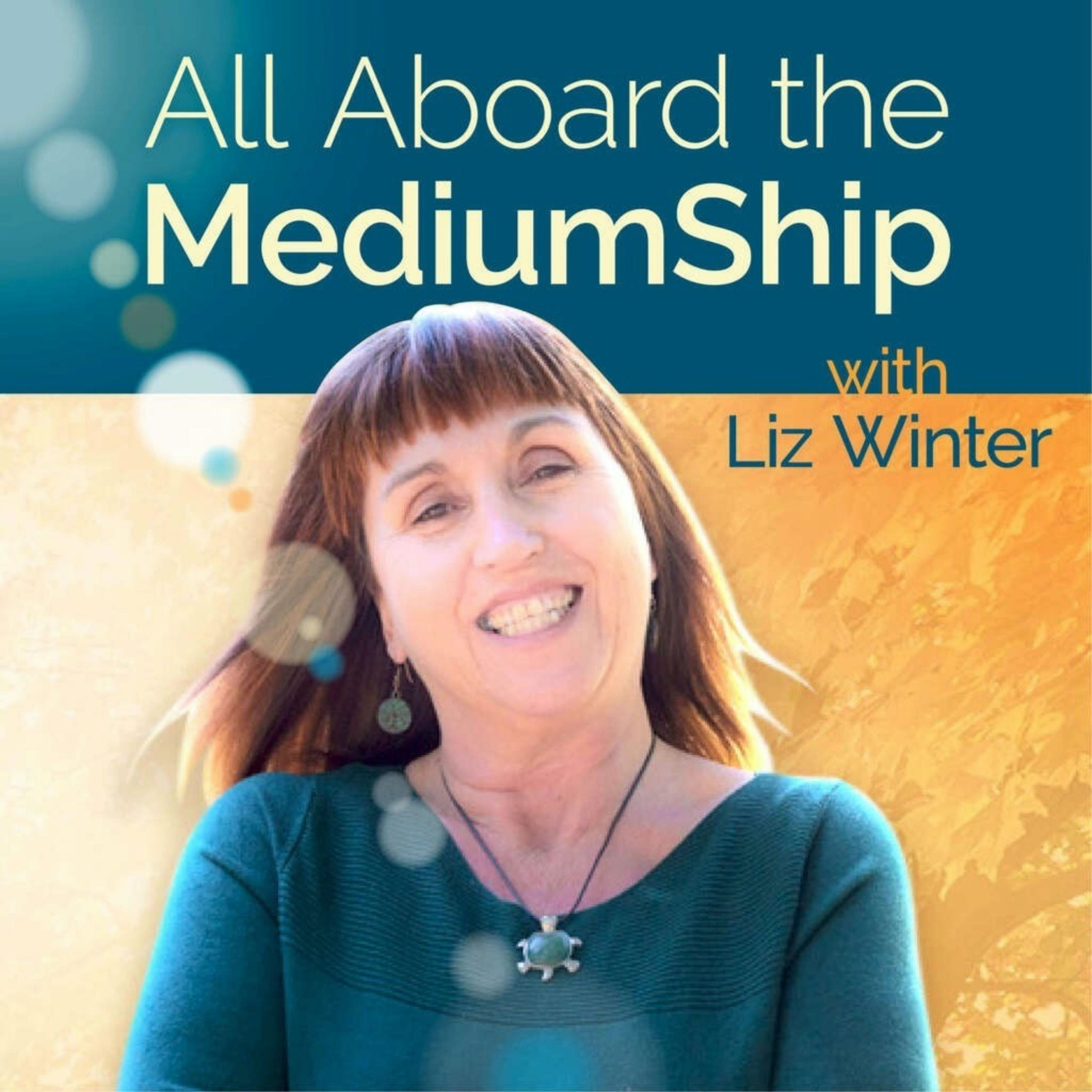 All Aboard the Mediumship | Podcast | IPN | Independent Podcast Network